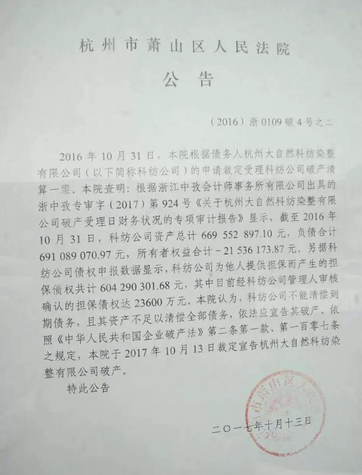 杭州大自然科纺染整破产,背后的这个隐患你有吗——印染自动化改造专家 (2).jpg