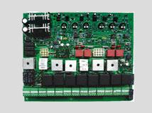 HT300定型机红外线探边主板