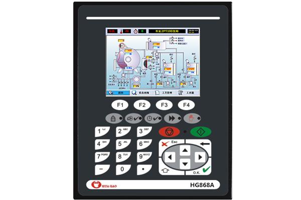 HG868A触摸屏染色机控制电脑