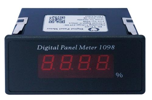 1098主泵频率速度表